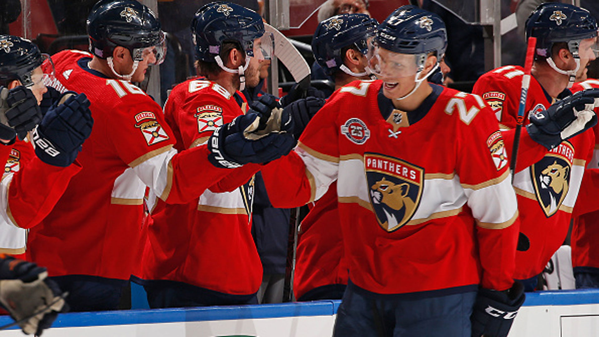 NHL: Oilers 1, Panthers 4