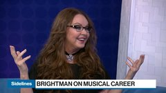 How space and world events inspired Sarah Brightman's album 'Hymn'