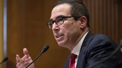 Trump may need new a Treasury secretary soon, also