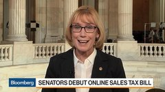 Sen. Hassan on Online Tax Protection for Small Business