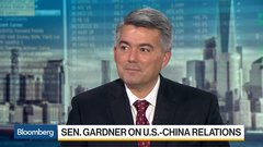 Sen. Gardner Supports Reciprocity With China on Trade