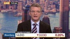 BofAML's Widmer Says 'Relatively Bullish' on Precious Metals