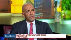 Colony Capital's Barrack on Selloff, China Trade, Asset Sales