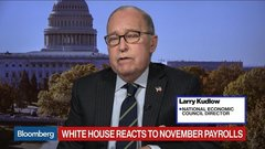 NEC's Kudlow on Jobs, Fed, U.S. Economy, Trade