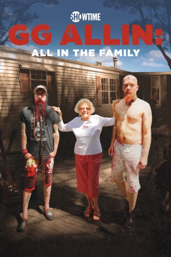 GG Allin: All in the Family