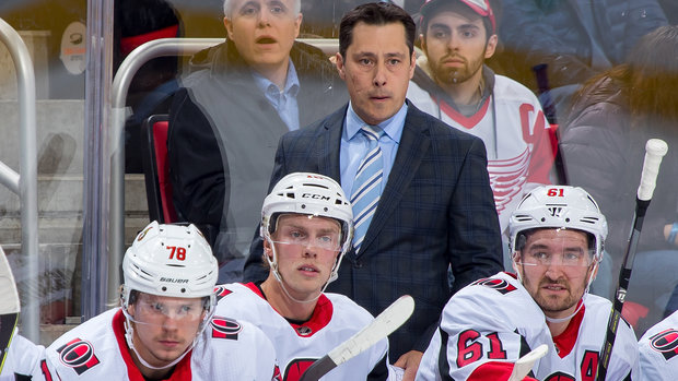 Will Sens make big changes this season?