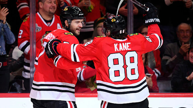 Seabrook responds to first career benching with solid performance