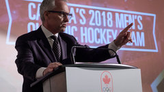 Hockey Canada reveals 2018 Olympic roster