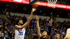 NCAA: (7) Duke 87, Pittsburgh 52