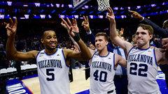 NCAA: (10) Xavier 65, (1) Villanova 89
