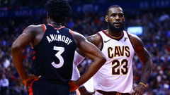 Did the blowout loss to the Raps bother LeBron and the Cavs?
