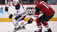 After a dominant display vs. Coyotes, can McDavid keep it going in Vegas?