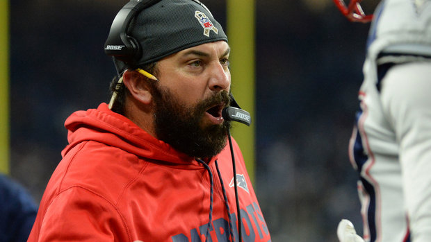 Patriots DC Patricia expected to be named Lions head coach