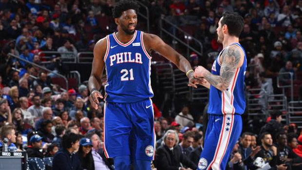 NBA: Raptors 111, 76ers 117