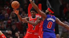 NBA: Heat 111, Bulls 119