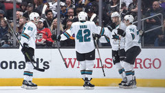 NHL: Sharks 4, Kings 1
