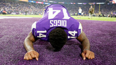 The Jannies: Diggs wins it for Vikings in dramatic fashion