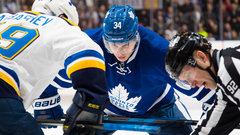 Leafs Ice Chips: Matthews can complete his collection