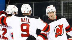 NHL: Devils 4, Islanders 1