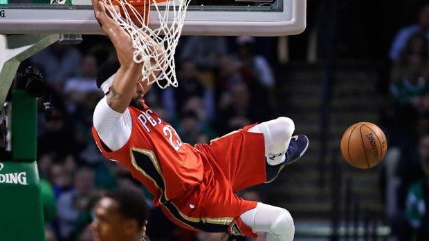 NBA: Pelicans 116, Celtics 113 (OT)