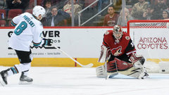 NHL: Sharks 3, Coyotes 2 (SO)