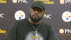 Tomlin: 'We didn't play winning football' against Jaguars