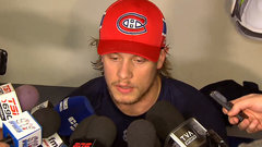 de la Rose bumps Drouin back to wing at Habs practice