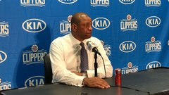 Doc Rivers sheds a little light on incident in Clippers' locker room