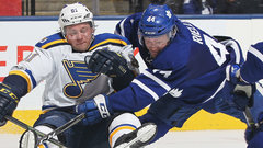 After late-game gaffes, Rielly aims for bounce-back vs. Tarasenko, Blues