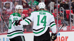 NHL: Stars 4, Red Wings 2