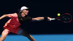 Must See: Shapovalov hits remarkable forehand on the run