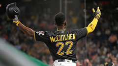 Kurkjian: 'McCutchen is a big upgrade for Giants outfield'