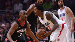 NBA: Rockets 102, Clippers 113