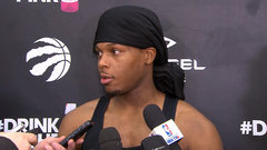 Lowry denies reported altercation with Simmons in tunnel
