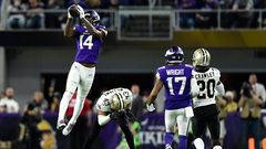 Keenum to Diggs for 61-yard game-winning touchdown