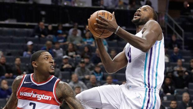 NBA: Wizards 109, Hornets 133