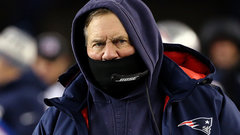 Belichick: Patriots' playoff experience means nothing against Jaguars