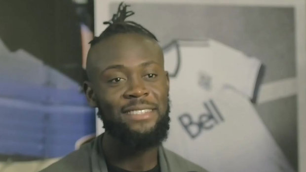 Kamara 'really excited' to join the Whitecaps