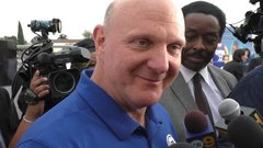 Ballmer on Rockets-Clippers: 'Some extra juice in the house'