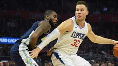 NBA: Nuggets 104, Clippers 109