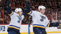 NHL: Blues 4, Senators 1