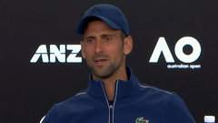 Players share their thoughts on extreme heat at Aussie Open