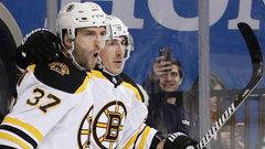 NHL: Bruins 5, Islanders 2