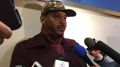 Melo is having fun after accepting new role
