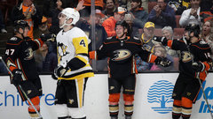 NHL: Penguins 3, Ducks 5