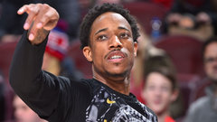 DeRozan named All-Star starter