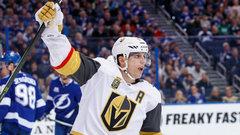 NHL: Golden Knights 4, Lightning 1