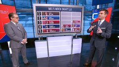 McShay disagrees with Kiper's QB pick for Giants