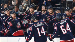 NHL: Stars 1, Blue Jackets 2 (SO)