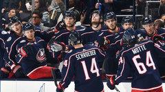 NHL: Stars 1, Blue Jackets 2 (SO)